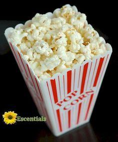Buttered Popcorn Flavor Oil