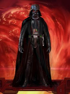 Work by Timothy Lambert Vader Star Wars, Darth Vader, Star Wars Clone Wars, Star Wars Art, Star Wars Pictures, Star Wars Images, Empire, Star Wars Books, Video Game Music