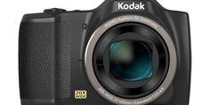 Kodak PixPro FZ201 ‹ Convexa.com.br