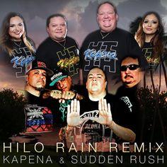 :: カペナ(Kapena)のヒロレインが、サドン・ラッシュ(Sudden Rush)とのリミックス版『Hilo Rain (Remix)』でニューリリース!…
