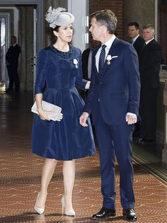 The Danish, Swedish, Norwegian gathered at the Copenhagen City Hall for a reception in honor of Queen Margrethe's 75th birthday.
