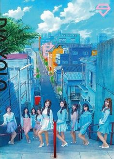 "DIA 2nd album ""YOLO"" Pink Ver. K-POP CD + 152p Photobook + Photocard + Poster #Pop"