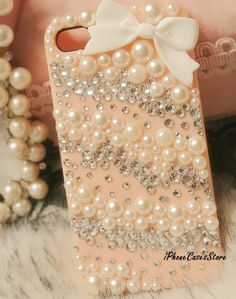 Pink pearl case