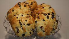 Kwarkbollen met krenten - recept | 24Kitchen