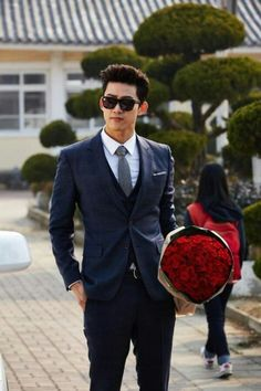 Seek respect, not attention. It lasts longer. Ok Taecyeon, Le Male, Flowers For You, Kdrama Actors, Korean Star, My Crush, Korean Actors, Got7, Sexy Men