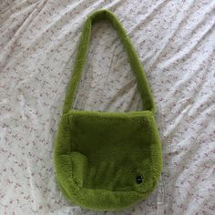 Vintage Purses, Vintage Bags, Cute Purses, Purses And Bags, Hype Bags, Faye Bag, Green Bag, Little Bag, Aesthetic Bags