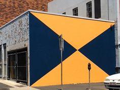 Olivier Mosset, Toowoomba, Queensland (LP) Conceptual Art, Public Art, Lp, Centre, Graffiti, Architecture, Outdoor Decor, Painting, Urban Art