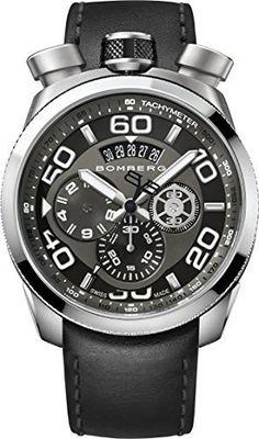 Bomberg BS45CHSS.008.3 Bolt-68 collection Uhren – Swiss Made – 45 mm – Convertible taschenuhren