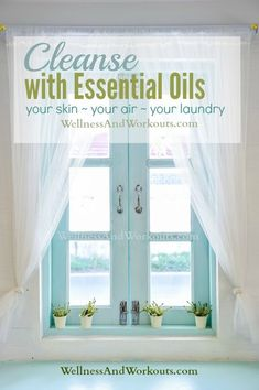 Do you want to cleanse with essential oils? Here are some of the best products I've tried. Young Living Oils, Young Living Essential Oils, Detox Organics, Homemade Detox, Wellness, Holistic Remedies, Essential Oil Uses, Diy Cleaning Products, Detox Tea