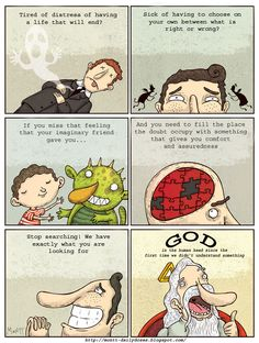 #atheism=being an adult and no longer believing in lies to just solve our fear of death