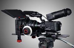 OConnorized FS100 Telescope, Cinematography, Sony, Movie, Beds, Cinema