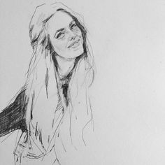 #dailydrawing #illustration #victoriajonesillustration