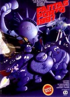 cartaz fantasporto 1997