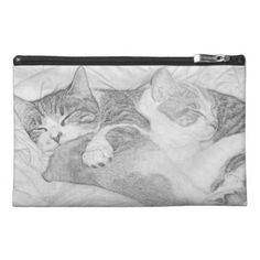 #Sleeping #Kittens #Grey #Travel #Accessory #Bag