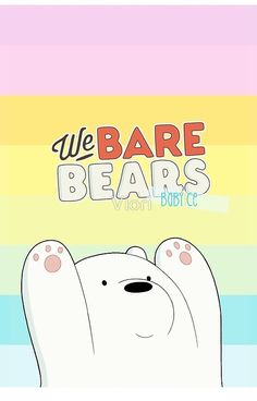 We Bare Bears - Baby Ice colors