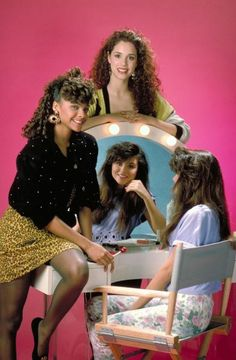 Saved by the bell. im kelly of course.