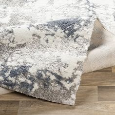 Williston Forge Madelynn Power Loom Tan/Gray/Taupe Rug & Reviews | Wayfair Accent Walls In Living Room, Living Room Colors, Rugs In Living Room, Grey Rugs, Beige, Gray, Plush Area Rugs, Area Rugs For Sale