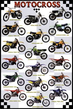 Motocross Poster at AllPosters.com