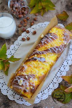 Wanilia i Kardamon: Ciasto drożdzowe z serem z nutą wanilii Polish Recipes, Food Cakes, Let Them Eat Cake, Cake Recipes, Sweet Tooth, Cooking, Ethnic Recipes, Blog, Sissi