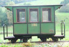 Vierachsiger, geschlossener Personenwagen für die Feldbahn - Modellbahn-Forum für 1:22,5 und 1:1 - 1:32