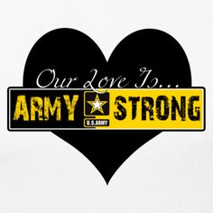 ARMY STRONG.