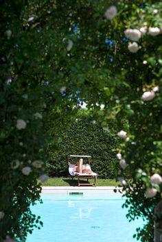 """il giardino - bed and breakfast """"il Casale"""" San Giovanni in Marignano (Rimini)   da bed and breakfast il Casale   www.bb-ilcasale.it"""