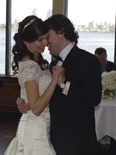 Wedding On The East River at The Water Club