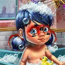 Mini Ladybug Shower Care