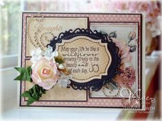TLC387...Wildflower by AndreaEwen - Cards and Paper Crafts at Splitcoaststampers