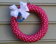 Im in love with wreaths. The lodge needs this!