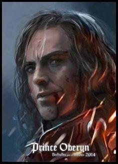 Prince Oberyn author: http://nachomolinablog.blogspot.com/