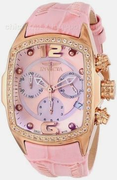 Endless Madhouse!: Beautiful Pink Watches for Girls!
