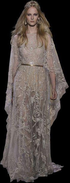 ELIE SAAB - Haute Couture - Automne Hiver 2015-2016: