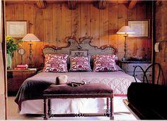 Francine Gardner - Art de Vivre: My favorites: A chalet in the French Alps