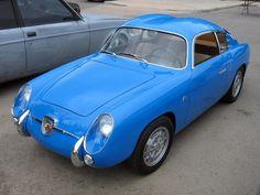 Zagato Fiat Abarth 750 GT 1959 - Guido's really GREAT grandfather!!!!!