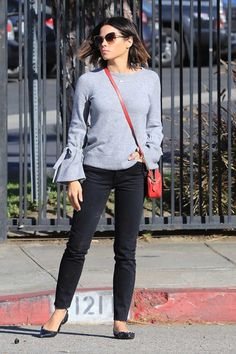 Jenna Dewan - Street Style in Studio City (December-08-2017)