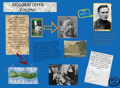 History Of Molokai Leper Colony   ... no aloha from his family lepers colony costs by saint damien cared for
