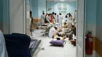 """""""In any case, bombing a fully functioning hospital can never be justified,"""" Doctor's Without Borders said. Airstrike Hits Doctors Without Borders Hospital in Afghanistan Barack Obama, The Intercept, Collateral Damage, Asia News, Uk News, Without Borders, Afghanistan War, Military Photos, Latest World News"""