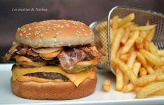hamburger Loose Meat Sandwiches, Dinner Sandwiches, Vegetarian Recipes Dinner, Healthy Dessert Recipes, Quesadillas, Easy Sandwich Recipes, Pizza Burgers, Kebab, Bagel Recipe