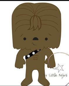 Chewbacca drawing