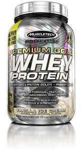 MuscleTech Premium Gold Whey Protein Premium Whey Protein Powder Instantized and Ultra Clean Whey Protein Double Rich Chocolate Pounds Gold Whey Protein, Best Whey Protein, Vanilla Whey Protein Powder, Whey Protein Isolate, Protein Foods, High Protein, Protein Powder For Women, Bodybuilding Supplements