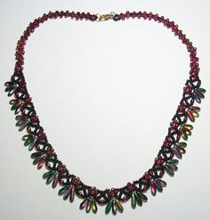 Looking for the latest design in jewelry? Necklace with Gold/Marea Peacock Daggers KerisKrystals http://etsy.me/124iBfu @Etsy