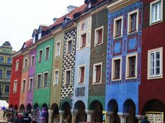 Colorful and creative - Poznan