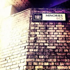 The Minories - home of London Guildhall University's marketing summer school