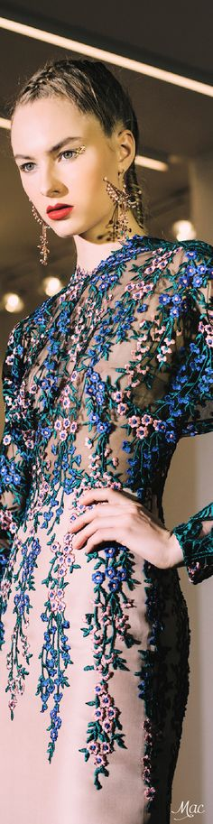 Spring 2016 Ready-to-Wear Sandra Mansour   A Dream's Collection