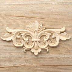 Vintage Unpainted Wood Carved Decal Corner Onlay Applique Frame For Home Furniture Wall Cabinet Door Decor Crafts Price history. Category: Home & Garden. Subcategory: Home Decor. Wood Carving Designs, Wood Carving Art, Wood Art, Wall Wood, Art Sculpture En Bois, Chinese Arts And Crafts, Wood Appliques, 3d Cnc, Wooden Figurines