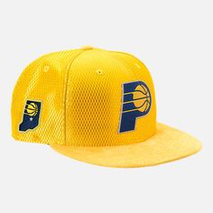New Era Indiana Pacers NBA 2017 Draft Official On Court Collection 9FIFTY  Snapback Hat Indiana Pacers 101e11d11dd5