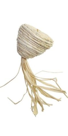 Catit Eco Terra Natural Cornhusk and Raffia Cat Toy, Cone >> More infor at the link of image  : Cat toys