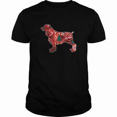 Cute Springer Spaniel Christmas Design, Order HERE ==> https://www.sunfrogshirts.com/107799318-238915278.html?70559, Please tag & share with your friends who would love it, #boykin spaniel memes, #boykin spaniel puppies pictures, boykin spaniel products flags #christmasgifts #xmasgifts #birddogs #huntingdogs #birddogs #christmasgifts #xmasgifts