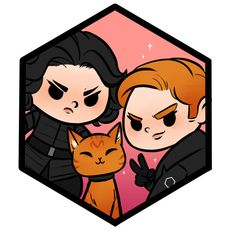 """elviscl: """" The last of the FO gang Note: Ive ordered a restock of the Kylo and Hux charms, and they should be here by mid-February! The Kylux.EXE books are also going out of stock soon, but I wont be restocking them once they're sold out :( Thank you..."""